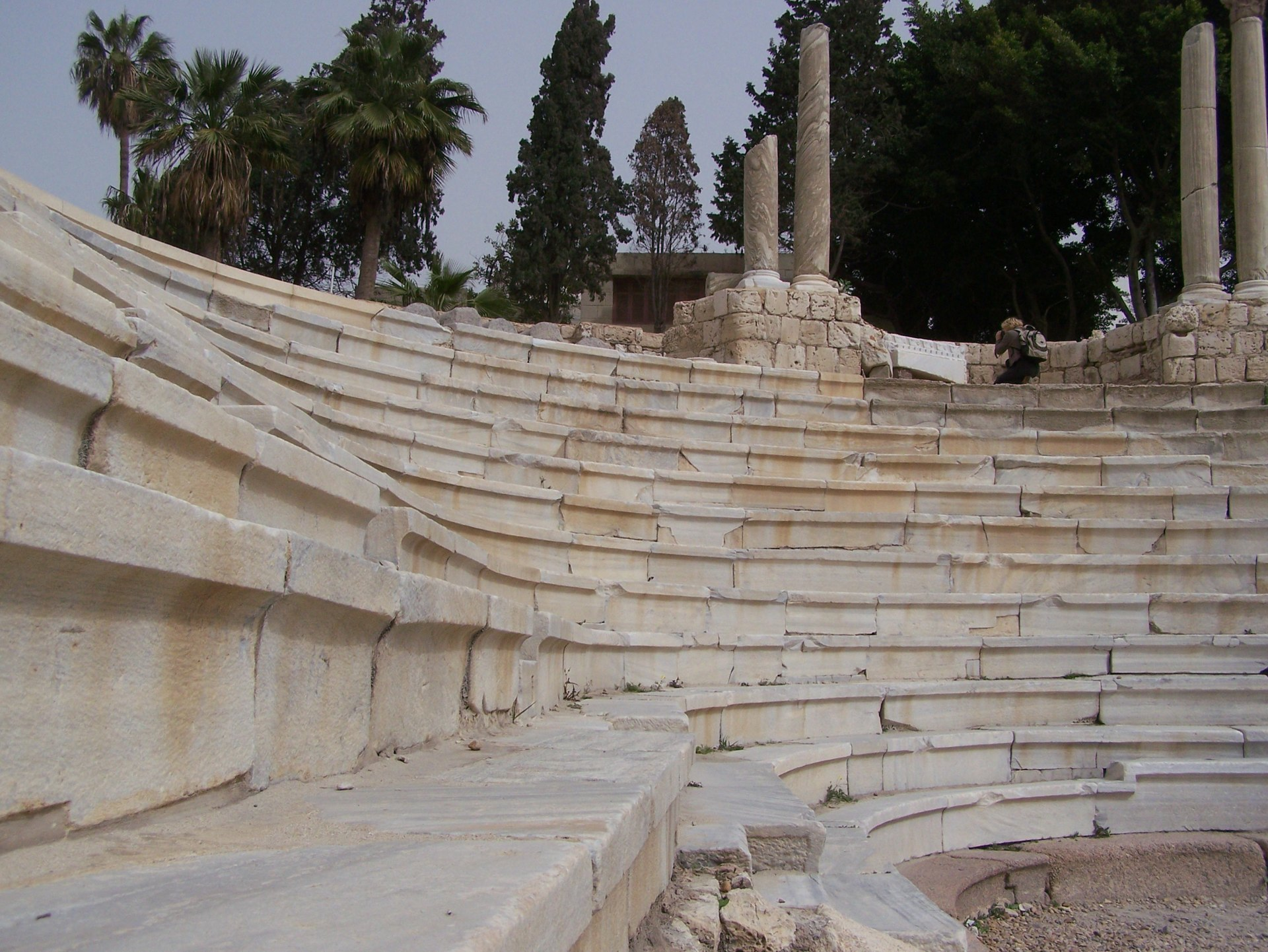 Amphitheater, Alexandria