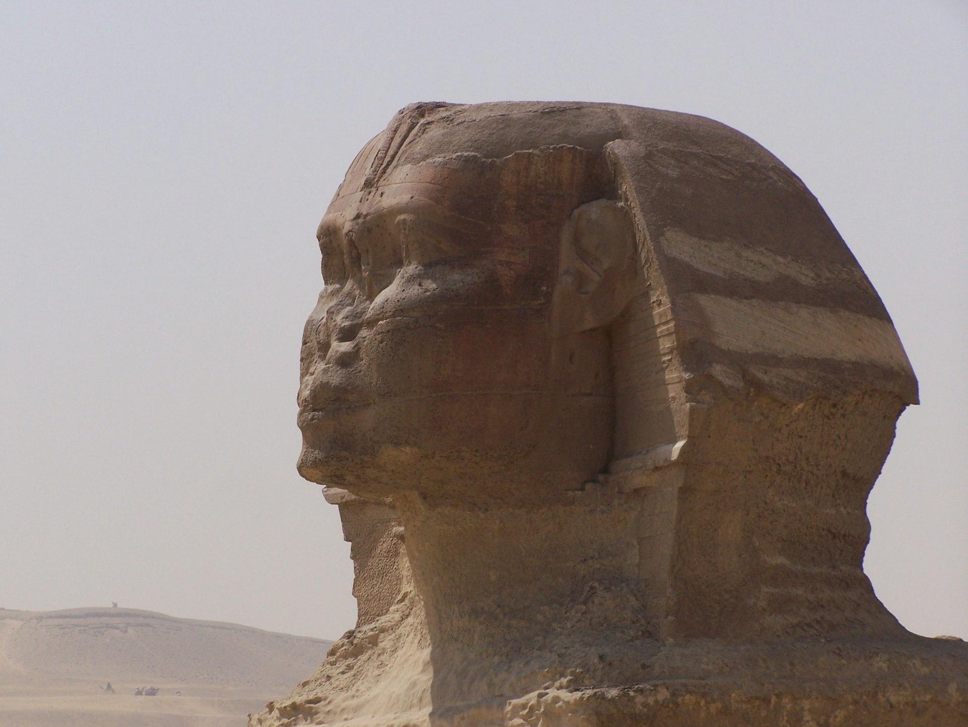 Sphinx, Kairo