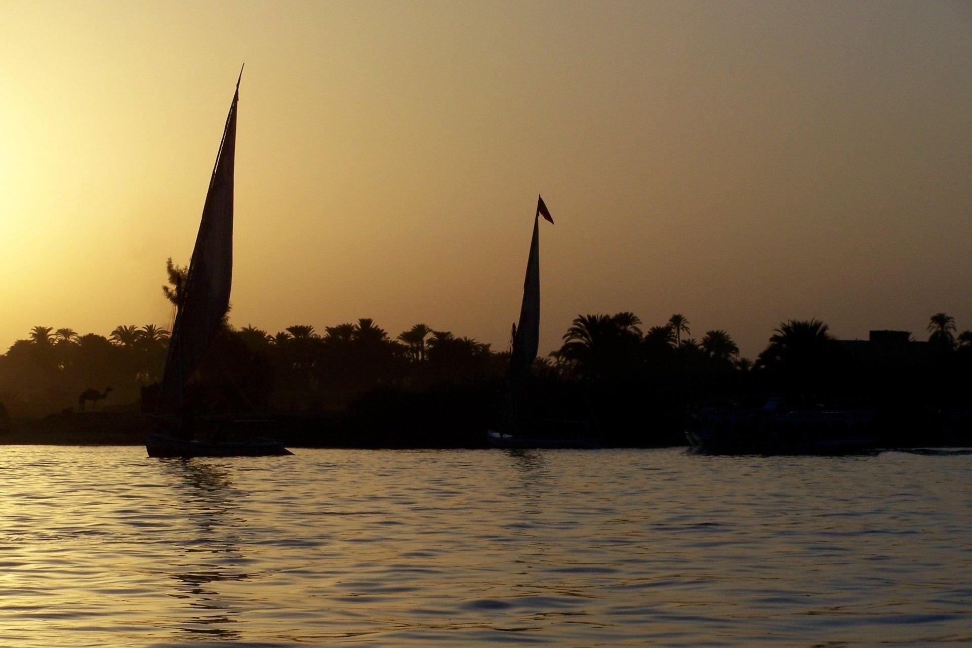 Luxor Feluka