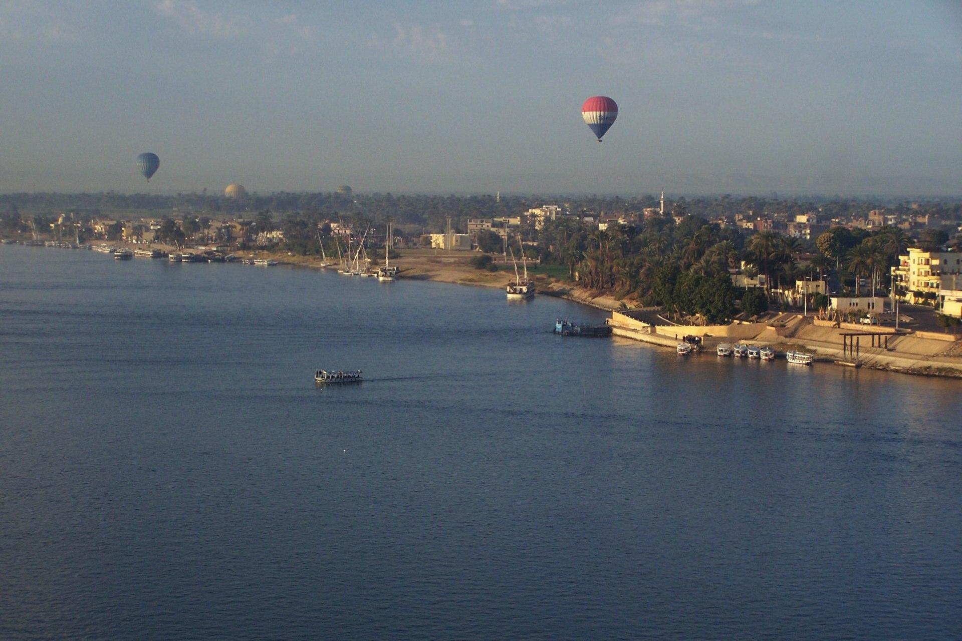 Luxor Nil Ballon